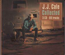 J.J.Cale - Collected, 60 Tracks 3CD Neu