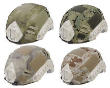AIRSOFT BUMP TYPE HELMET ATAC A-TACS ABS MARSOC USSF OPS