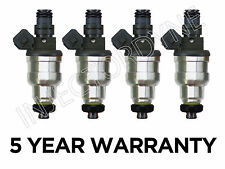 Toyota 4Runner Pickup 89-95 22RE 2.4L 4-hole upgrade fuel injectors set w/video