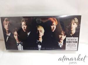 Nuevo-The-Best-Of-Bts-Bangtan-Boys-Korea-Edicion-First-Limitada-CD-DVD-F-S