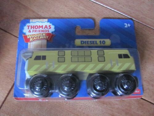 Thomas the Train /& Friends DIESEL 10 Wooden Railway Y4076 NEW