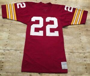 Details about Washington Redskins Jersey VTG 70s 80s Sand Knit #22 Noonan NFL Football Retro
