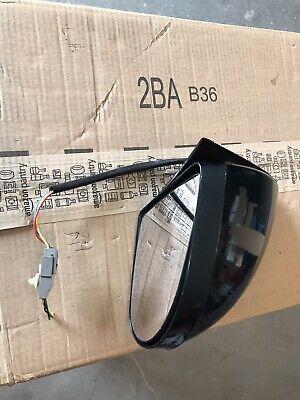 Details about Exterior Door Mirror RH White 1989-1997 Thunderbird ...