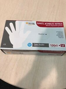 NEWEST-100Pcs-Disposable-Gloves-Powder-Free
