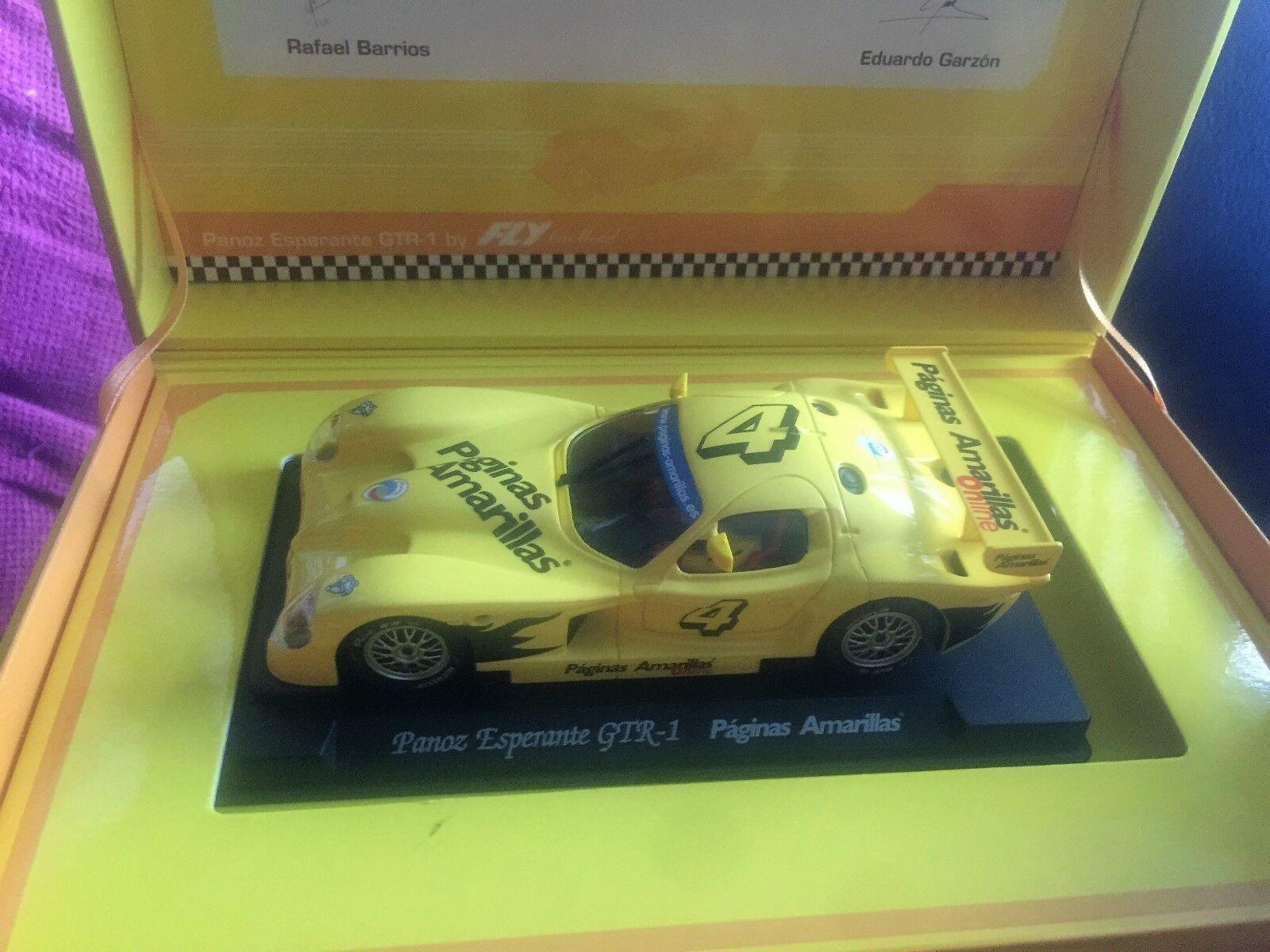 M B  RARE NO 4 PAGINAS yellowS PANOZ ESPERANTE GTR1 NO 1000 OF 1000 L@@K