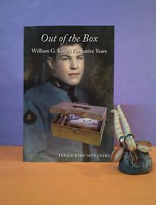 JK-Munzberg-Out-of-the-Box-William-G-King-039-s-Formative-Years-biog-SA-history