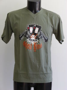 T-SHIRT-THEME-POKER-034-LIMP-039-IN-034-MODELE-44-MAG-HOMME-COL-V-TAILLE-S