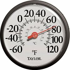 Taylor Precision 6700 Image Gallery Dial Thermometer -