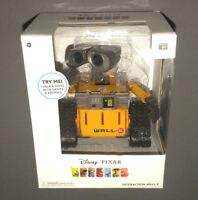 Disney Pixar Interaction Wall-e Interactive Talking Figure Toy Doll Lights Robot