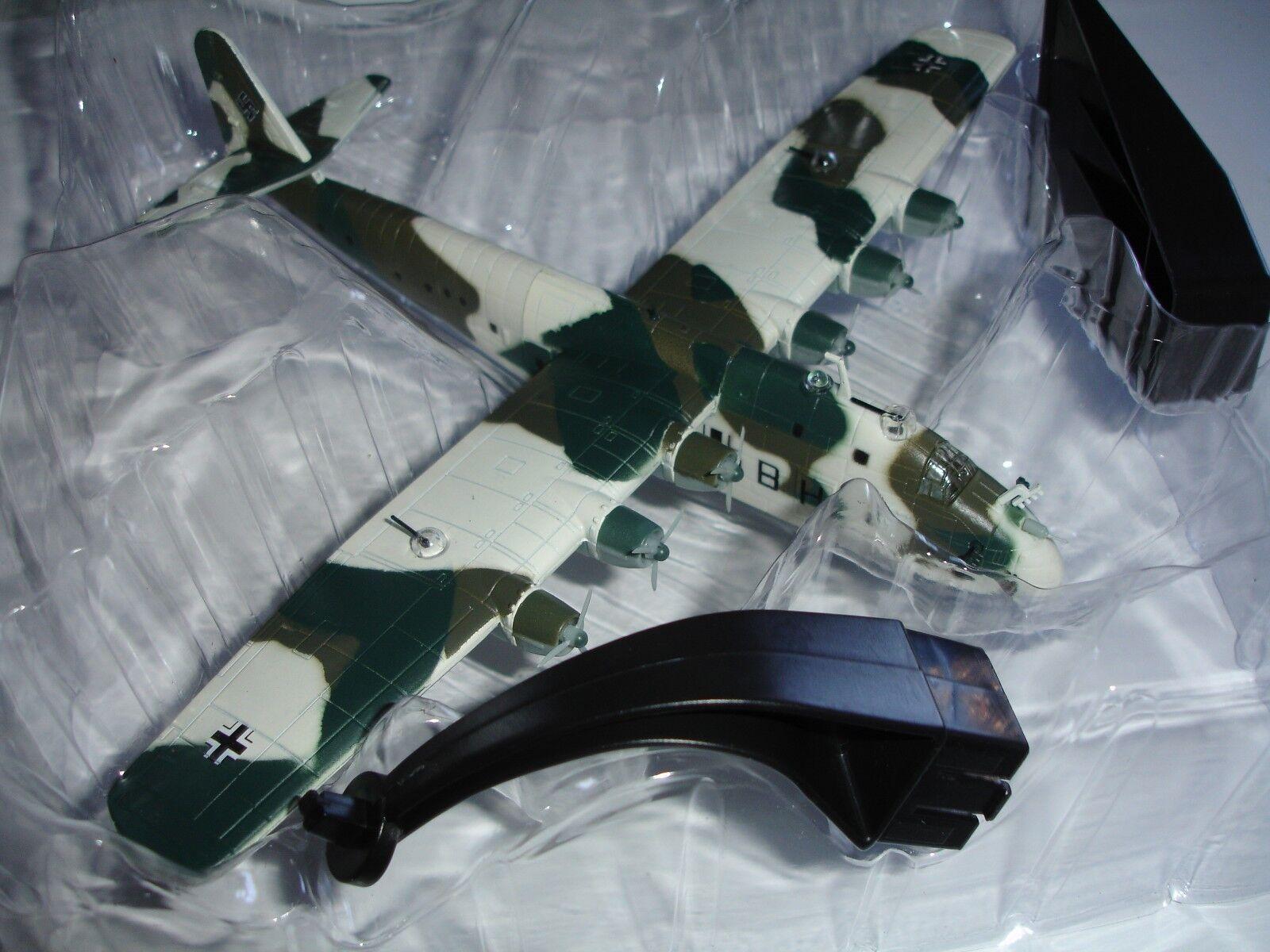 BLOHM UND VOSS BV 222 V2 WIKING,1944 1 200 200 200 SCALE DIE-CAST MODEL a945f7