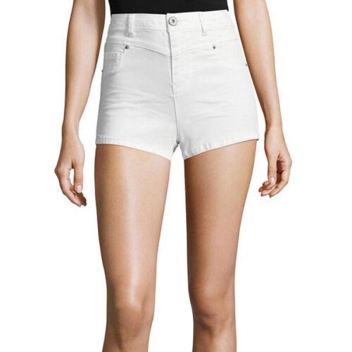 Rise 9 High Taglia 15 Vanilla Nuovo Bianco Msrp 3 Star Shorts Ywt4Zq