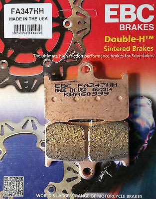 Cobre sinterizado D6F//D7F//D8F//E9F//EAF//EBF 2006-2011 AHL Motocicleta Pastillas de Freno Delantero para Kawasaki KX 450 F