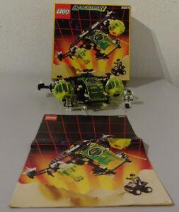 G10 Lego 6851 6832 6876 Blacktron MIT BA Gebraucht 100/% KOMPLETT Zur Auswahl