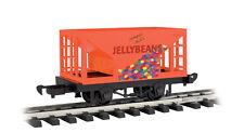 BACHMANN G SCALE 98090 Lil Big Hauler HOPPER CAR Jumpn Jacks Jelly Beans NEW