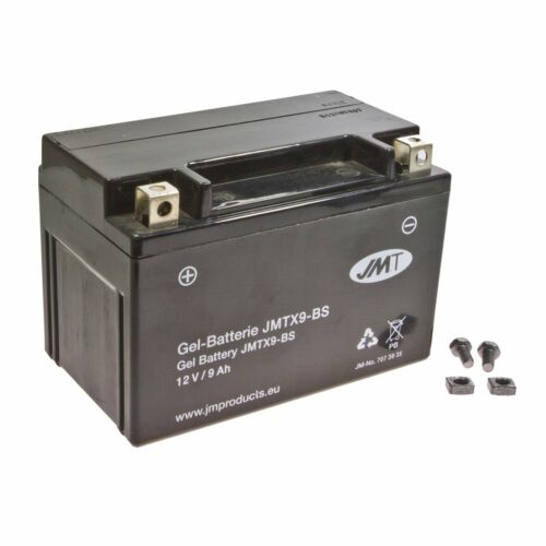 Gel Batterie Suzuki GSF 650 SA Bandit ABS Bj 2005-2014