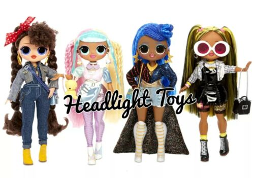 "Authentic LOL Surprise CANDYLICIOUS OMG 10"" Fashion Doll Series 2 Wave 1 In Hand"