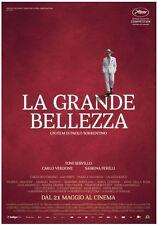 La Grande Bellezza Paolo Sorrentino POSTER Originale Edizione Italiana 70x100cm
