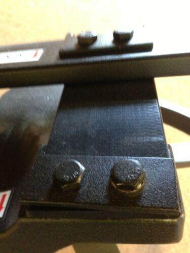 "8 ROCKER SPRING PLATES  3/"" X 5/"" REPAIR PART FOR SWIVEL ROCKER PATIO CHAIRS"