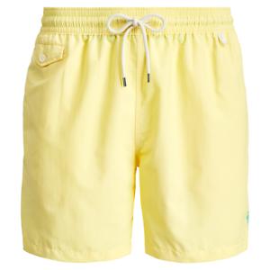 8f2e101a35 RALPH LAUREN 5½-Inch Traveler Swim Shorts Trunks RESORT GOLD YELLOW ...