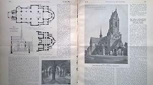 1904 69 Königshütte Katholische Kirche / Gesundheit FöRdern Und Krankheiten Heilen