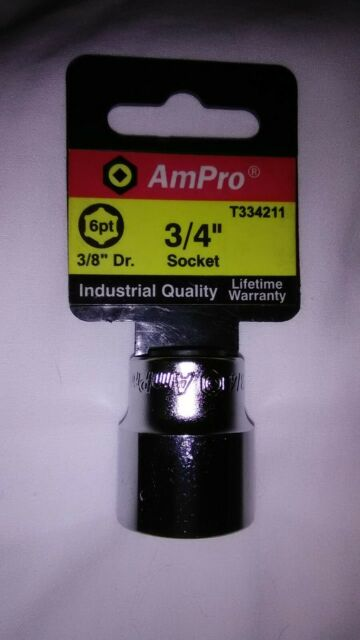 "Britool HB1100 5//8/"" BSW 12 Point 3//4/"" Drive Chrome Vanadium Socket In Wax"
