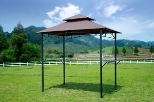 BBQ-Tent-Barbecue-Canopy-Outdoor-Gazebo-Grill-Tent-for-BBQ-Sun-Shade-Yard-8-ft