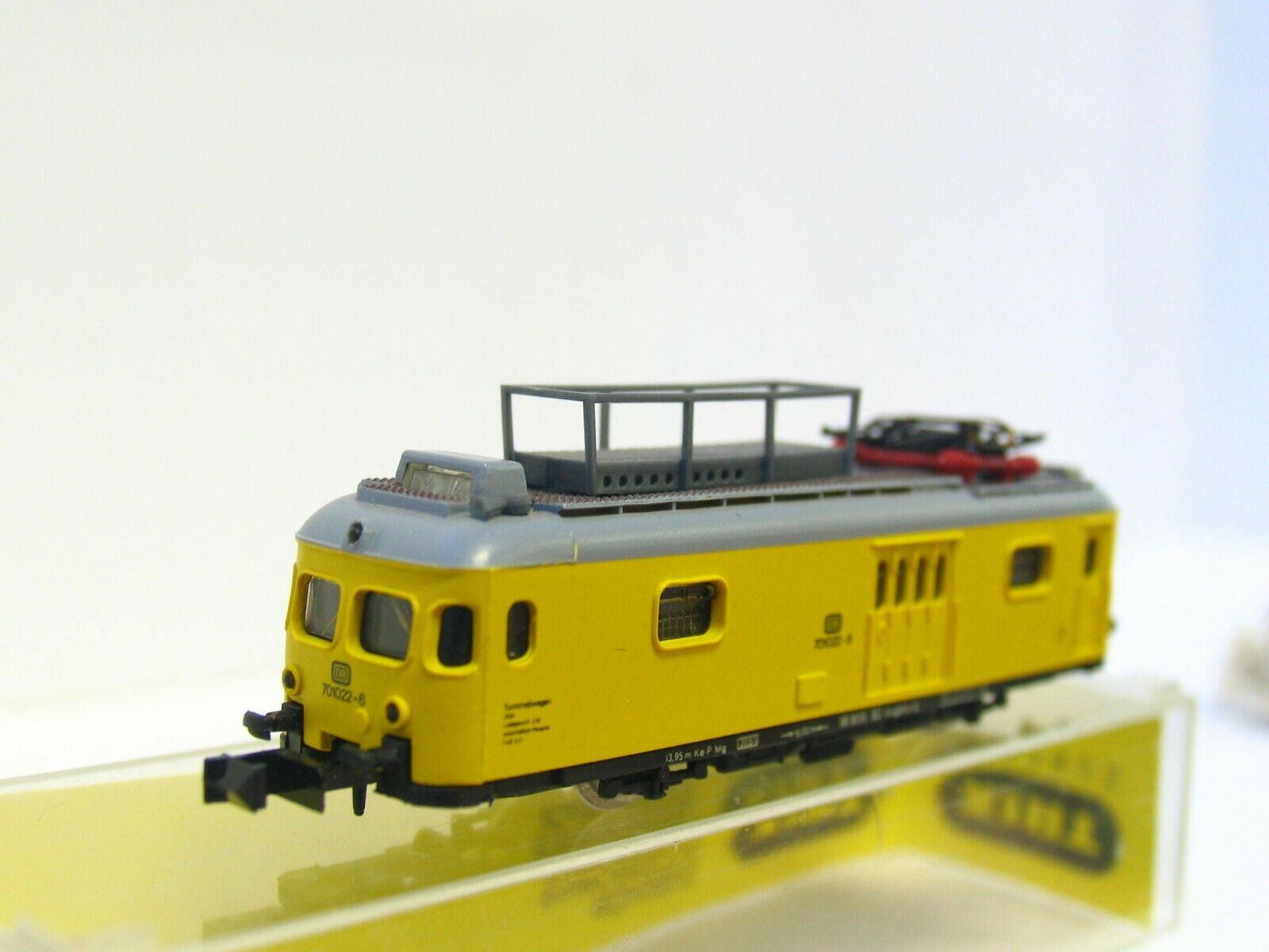 Arnold N Tower Railcar BR 701022-6 DB VP (RB6502)