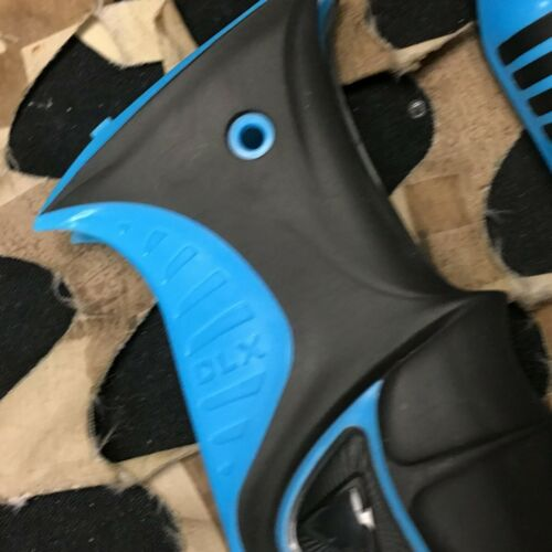 Blue NEW DLX Luxe Ice//Luxe X Rubber Grip Kit