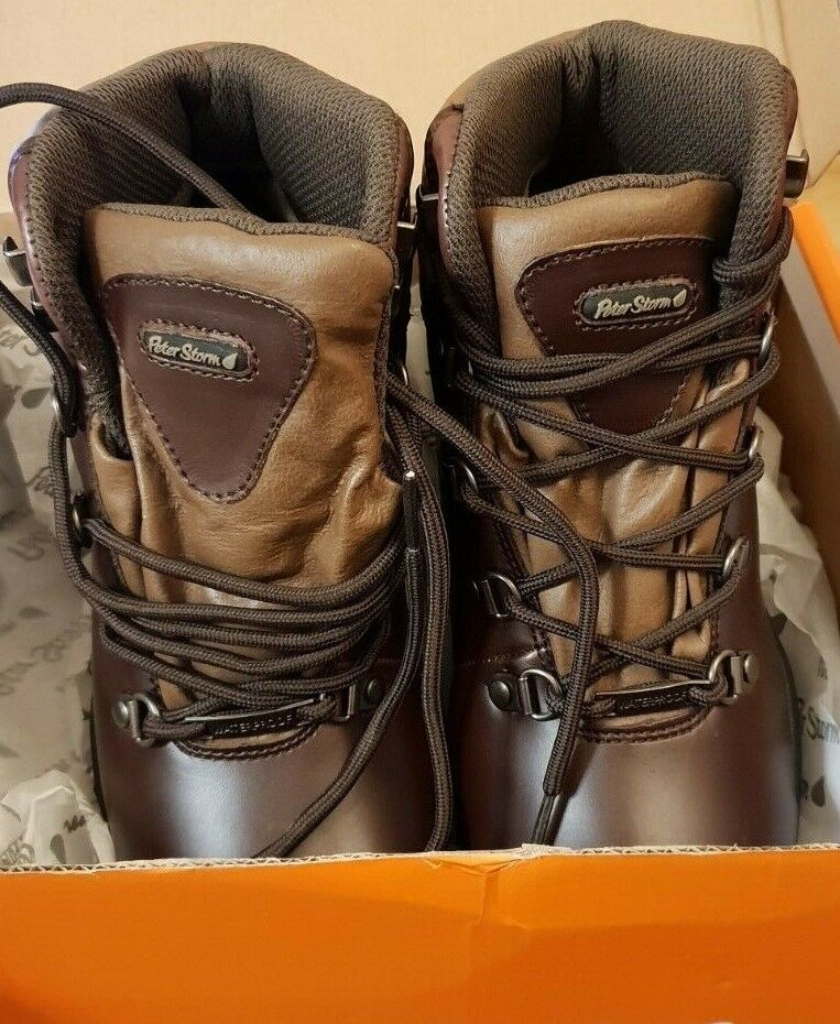 New Peter Storm Gower Walking Boot Walking Boots - UK Size 3