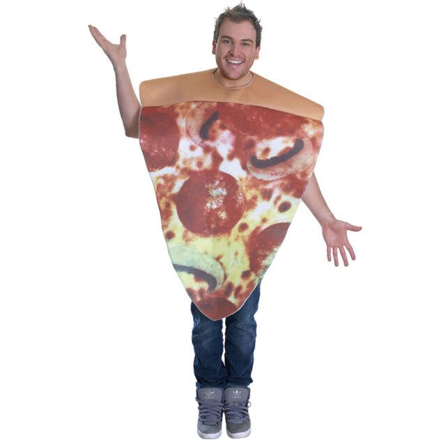Food Fun Fancy Dress Costume Bacon//Friedegg//Hotdog//Carrot//Steak Adult One Size