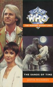 Dr Doctor Who Virgin Missing Adventures Book - THE SANDS OF TIME ...