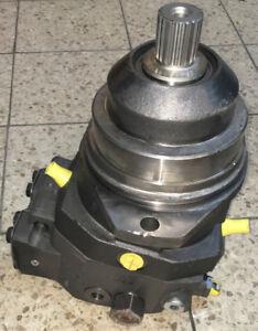 NEU Hydraulikmotor Rexroth A6VE160HZ3/63W