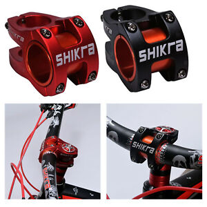 New Brand MTB Mountain Road Bike Bicycle Short Stem 31.8*35//45mm handlebar stem