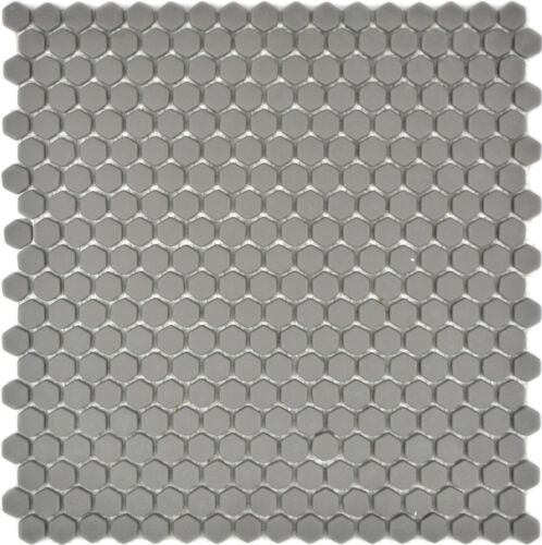 Glasmosaik Carrelage Mosaic Bain Mosaïque Carrelage Gris replanterons Tan Noir Blanc 6 mm