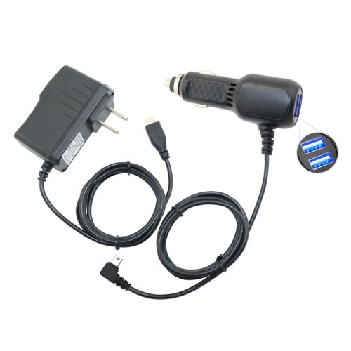 AC//DC Adapter For Rand McNally TND530lm TND720lm IntelliRoute GPS Car Charger