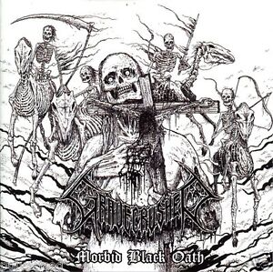 GRAVECRUSHER-Morbid-Black-Oath-MINI-CD
