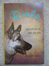 RINDA~Marguerite Lofthus~DAUGHTER OF RIN-TIN-TIN~HCDJ~1970~German Shepherd~