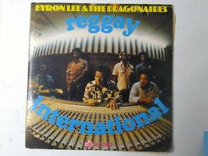 Byron Lee & The Dragonaires - Reggay International - Vinyl LP 1976