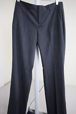 Banana Republic Jackson Fit Rayon Blend Gray Lined Dress Pants Size - 2p