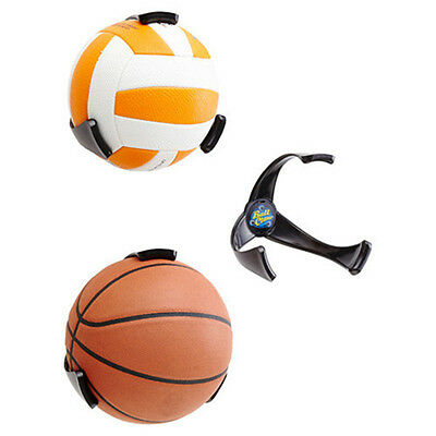 Basketball Soccer Ball Claw Sports Wall Mount Holder Space Saver Tools To Win A High Admiration Display Cases