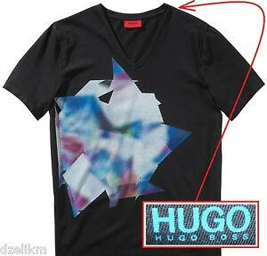 Image is loading NWT-HUGO-Red-Label-By-Hugo-Boss-LOGO-