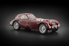1938 ALFA ROMEO 8C 2900 B LE MANS #19 1/18 DIECAST MODEL CAR BY CMC 111