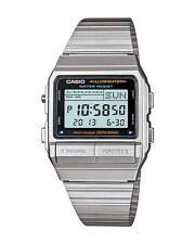 Casio Gents Multilingual Databank Calendar Alarm Analog Men's Watch DB-380-1DF