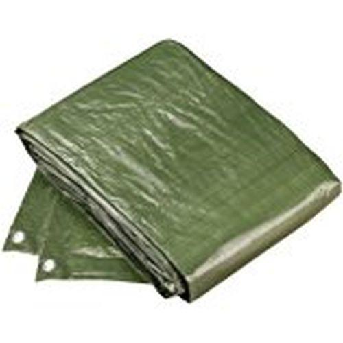 für Garten,Holz 5 X 6 m 2 X Abdeckplane oliv grün 100 g//m² UV beständig