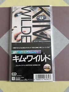 kim-wilde-never-trust-a-stranger-3-inch-cd-single-japan-Promo-Rare