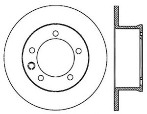 disc brake rotor c tek standard rear centric 121 35070 ebay Camaro Brake Calipers stock photo