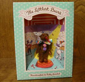 Littlest-Bears-by-Gund-7005-CLOWN-2-75-034-NEW-from-Retail-Store