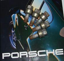 Felgenschloss Porsche 996 Schraube M14x1.50x25 Kegelbund 60° Diebstahlsicherung