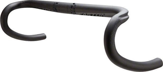 Easton E100 autobonio Strada Bicicletta uomoubrio Opaca UD Nero  31.8 x 44cm
