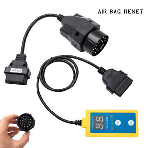 Details about Airbag Reset Tool Diagnostic Scanner Code Reader B800 for BMW  E36 E46 Z3 Z4 X5